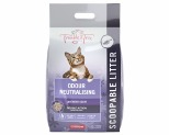 TROUBLE AND TRIX ODOUR NEUTRALISING LAVENDER LITTER 15L