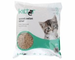 KITTER WOOD PELLET CAT LITTER 5KG