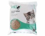 KITTER WOOD PELLET CAT LITTER 5KG