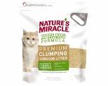 NATURES MIRACLE PREMIUM CORN COB CLUMPING CAT LITTER 4.5KG