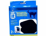 CATIT DELUXE CARTRIDGES FOR HOODED CAT PANS 2 PACK
