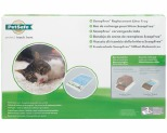 SCOOPFREE REPLACEMENT BLUE CRYSTAL LITTER TRAY 3PK