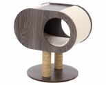 LULU'S WORLD CASA COMO CAT SCRATCHER OAK