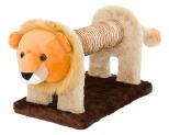 LULU'S WORLD LION CAT SCRATCHER