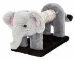 LULU'S WORLD ELEPHANT CAT SCRATCHER