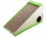 ALL FOR PAWS (AFP)  MODERN INCLINE CARDBOARD CAT SCRATCHER