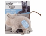 ALL FOR PAWS (AFP) CAT TOY CLASSIC COMFORT HOUSE MOUSE