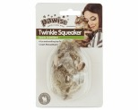 PAWISE CAT TOY TWINKLE SQUEAKER MOUSE