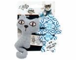 ALL FOR PAWS (AFP) VINTAGE BEST FRIENDS CAT TOY