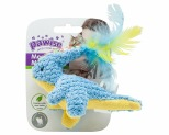 PAWISE MEOW MEOW DINOSAUR CAT TOY