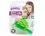 PAWISE MEOW MEOW FISH CAT TOY