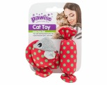 PAWISE FISH AND CANDY CAT TOY
