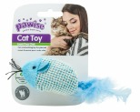 PAWISE TOY MOUSE WITH 100% CATNIP
