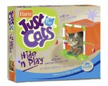 HARTZ HIDE N PLAY CAT TOY
