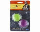 JACKSON GALAXY CAT TOY DICE HOLLOW AND SOFT**
