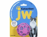 JW CAT TOY RATTLE BALL**
