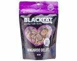 BLACK CAT ROO DELITES TREATS FOR CATS 60G