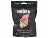 FUZZYARD SUPERNATURALS CAT TREATS SEAFOOD WITH SPINACH 35G