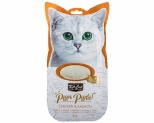 KIT CAT PURR PUREE - CHICKEN & SALMON CAT WET TREAT 60GM