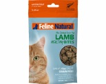 FELINE NATURAL LAMB HEALTHY BITES 50G