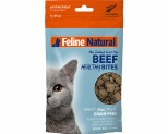 FELINE NATURAL BEEF HEALTHY BITES 50G