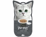 KIT CAT PURR PUREE PLUS JOINT CARE 4X15GM