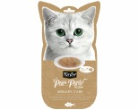 KIT CAT PURR PUREE PLUS URINARY CARE 4X15GM