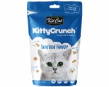 KIT CAT KITTY CRUNCH TREAT SEAFOOD 60G