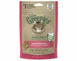 GREENIES FELINE DENTAL TREATS SAVOURY SALMON 71G