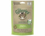 GREENIES FELINE DENTAL TREATS CATNIP 71G