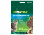 VETALOGICA VITARAPID CAT SKIN AND SHEDDING TREATS 100G