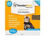 THUNDERSHIRT FOR CATS HEATHER GREY MEDIUM