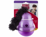 KONG WOBBLER FOR CATS