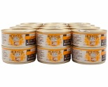 HOLISTIC SELECT GRAIN FREE WET CAT FOOD TURKEY RECIPE ADULT CANNED 24 X 156G**
