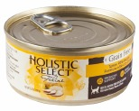 HOLISTIC SELECT CAT GRAIN FREE TURKEY RECIPE 156G