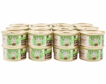 HOLISTIC SELECT GRAIN FREE WET CAT FOOD CHICKEN LIVER AND LAMB ADULT CANNED 24 X 85G