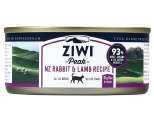 ZIWIPEAK CAT CAN 85G RABBIT AND LAMB