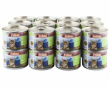 FELINE NATURAL CANNED CHICKEN AND LAMB 170GMX24