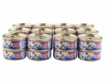 FELINE NATURAL CANNED CHICKEN AND VENISON 85GMX24