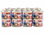 FELINE NATURAL CANNED CHICKEN AND VENISON 170GMX24