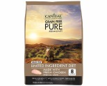 CANIDAE CAT GRAIN FREE PURE ELEMENTS 1.1KG