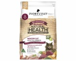 IVORY COAT CAT GRAIN FREE INDOOR CHICKEN & KANGAROO 3KG