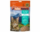 FELINE NATURAL BEEF & HOKI 320GM