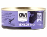 KIWI KITCHENS CAT VENISON WET 85G