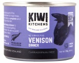KIWI KITCHENS CAT VENISON WET 170G