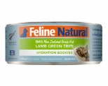 FELINE NATURAL LAMB TRIPE HYDRATION BOOSTER 85G