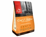 ORIJEN CAT AND KITTEN BIOLOGICALLY APPROPRIATE CAT FOOD 1.8KG