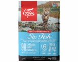ORIJEN SIX FISH CAT BIOLOGICALLY APPROPRIATE CAT FOOD 5.45KG