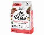 ABSOLUTE HOLISTIC AIR DRIED CAT FOOD - BEEF & VENISON 500GM