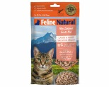 FELINE NATURAL LAMB AND SALMON CAT FOOD 100G